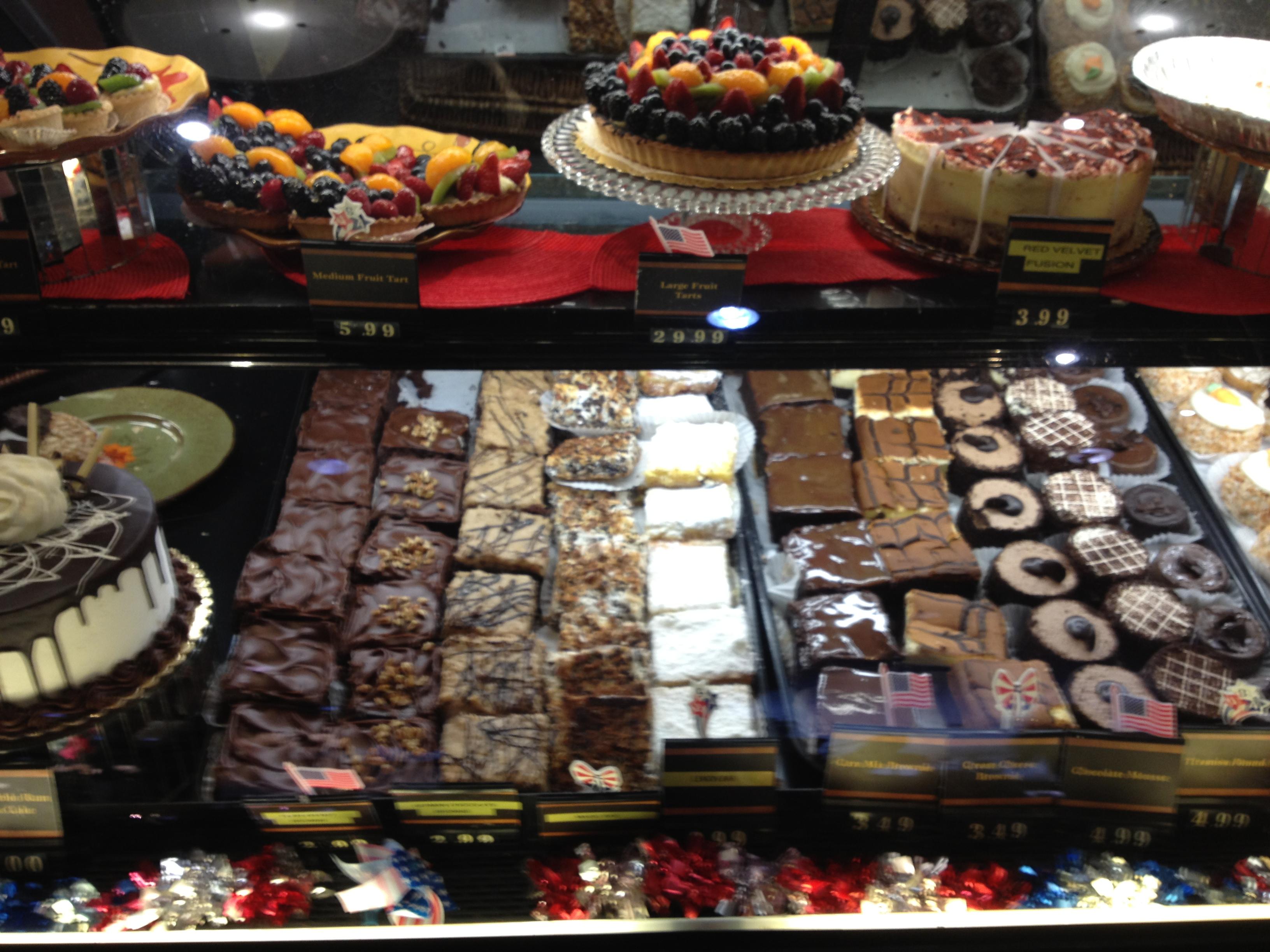 Ajs Fine Foods Cakes