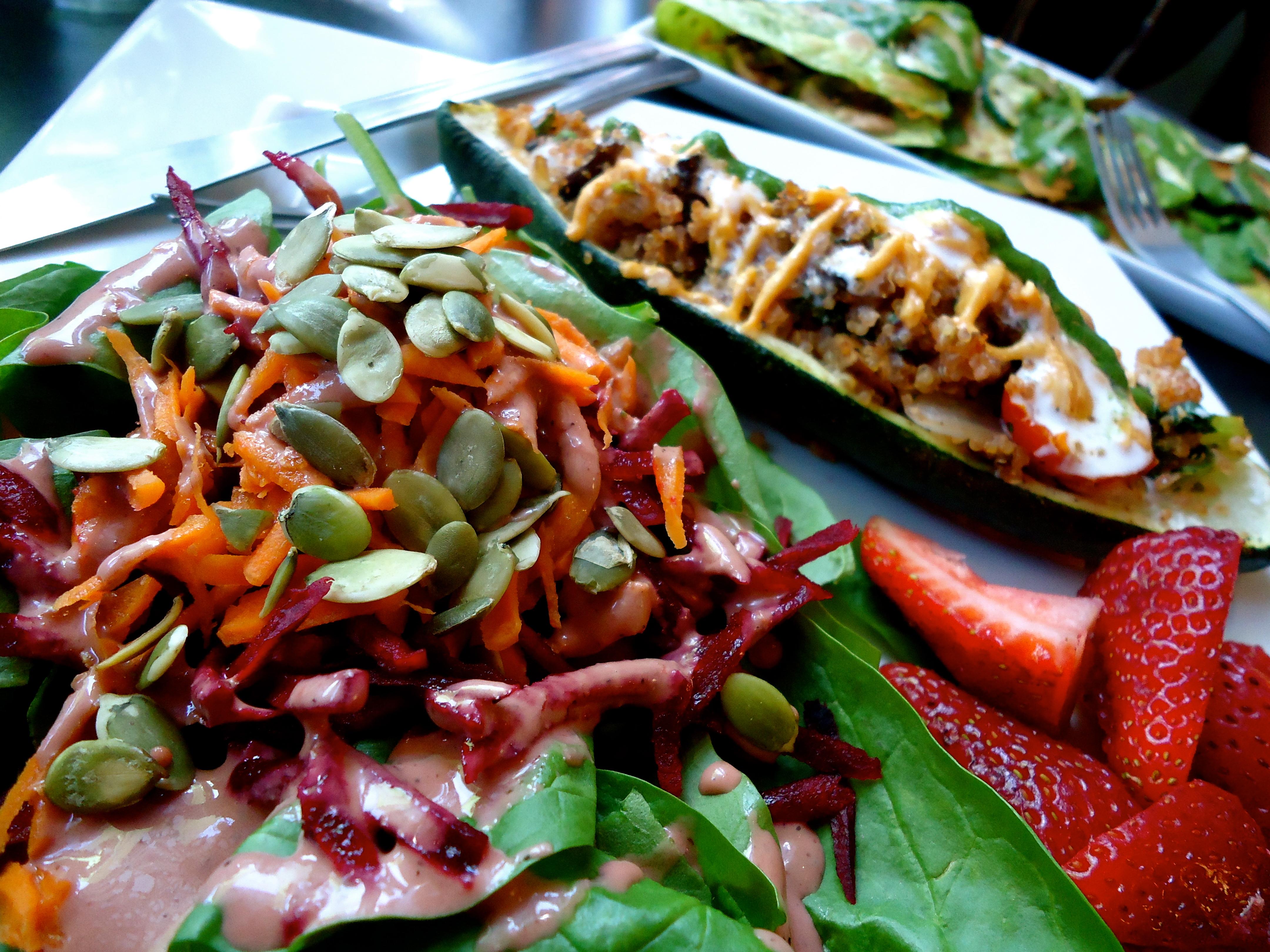 Vegan vegetarian food food art culture for Awesome cuisine categories vegetarian