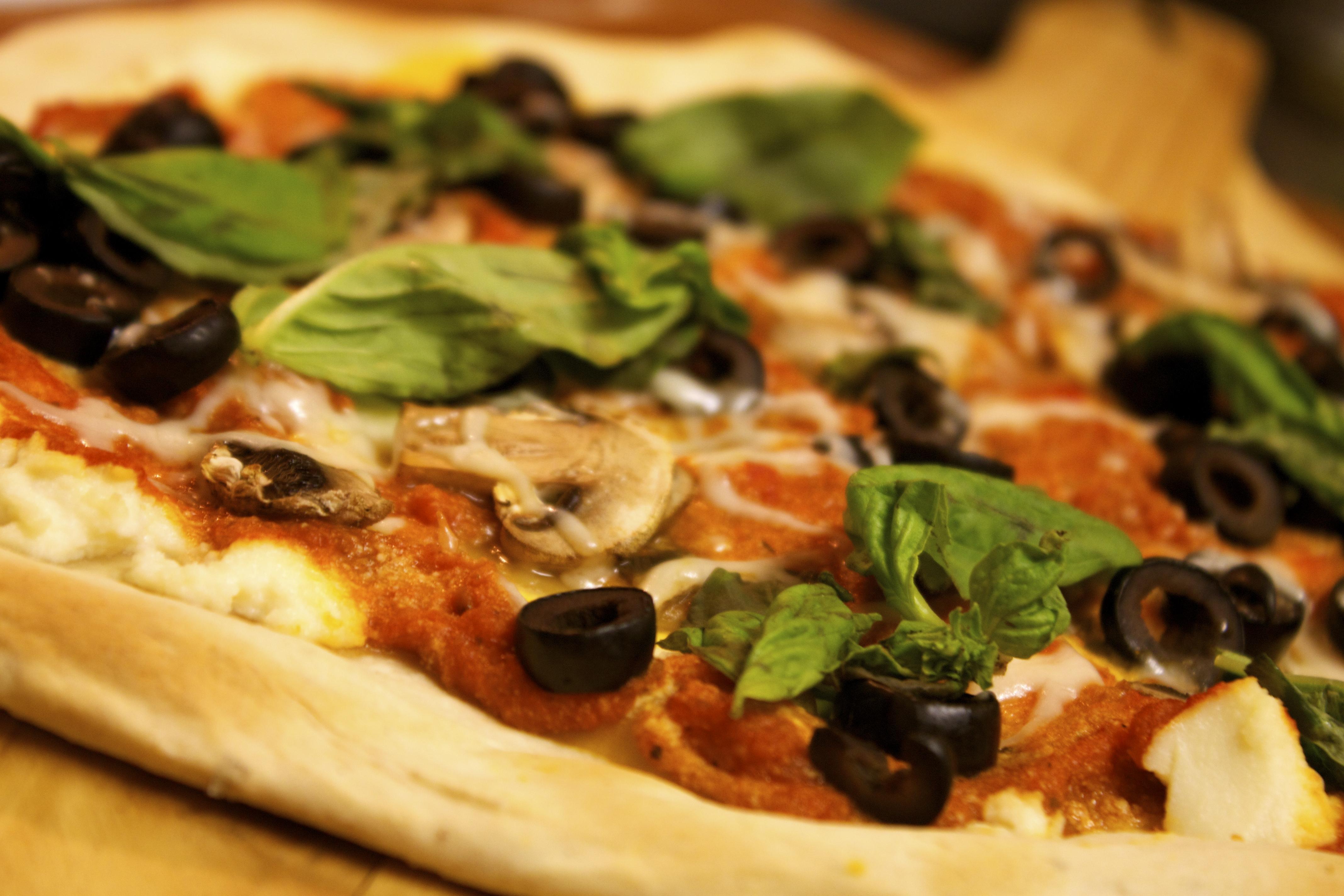 Gourmet Pizza Food Art Amp Culture