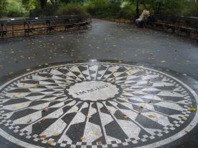 Imagine - Central Park
