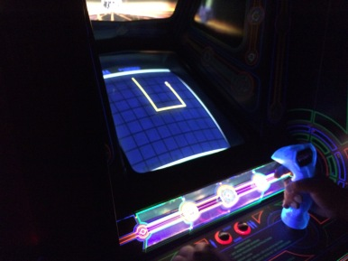 Classic Tron Game